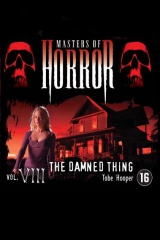 Masters Of Horror - The Damned Thing