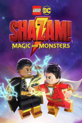 Lego DC: Shazam!: Magic & Monsters