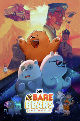 We Bare Bears: The Movie NL