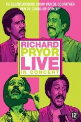 Comedy Richard Pryor Live In Concert