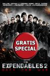 The Expendables 2, gratis special