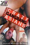 Crazy Gangbang Asians